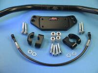 ABM Superbike Lenker-Kit Kawasaki ZZR 1100 (ZXT10C) | 89-92 | schwarz