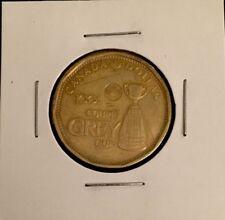 2012 - Grey Cup Loonie 1$ - Canada Dollar