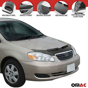 Front Hood Cover Mask Bonnet Bra Protector Fits Toyota Corolla 2002-2006