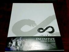 INFINITE Infinitize Showcase The Mission DVD + Photo book SEALED