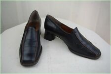 Court shoes Trotters ARTIKA Black Leather T 40 VERY GOOD CONDITION