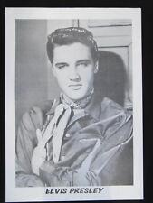 Elvis Portrait Großes Poster 90 x 63 cm Rand etwas beschädigt