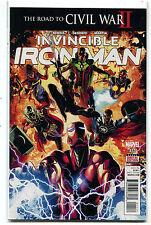 Invincible Ironman - Road To Civil War ll  #11 NM    Marvel Comics MD 11