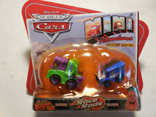 Disney Cars Mini Adventures Holiday Special Pumpkin MATER SARGE HALLOWEEN RODS