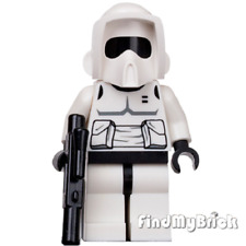 SW149 Lego Star Wars Classic Scout Trooper Minifigure 7956 8038 Version NEW