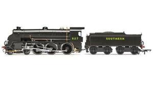HORNBY OO GAUGE R3411 S15 CLASS SR BLACK 827( BRAND NEW BOXED)