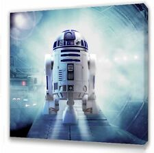 Star wars R2D2 Kids bedroom canvas picture
