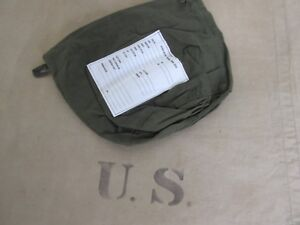 US Army Pouch Deceased Military Personnel Staff Effects Reforger Mash Ems