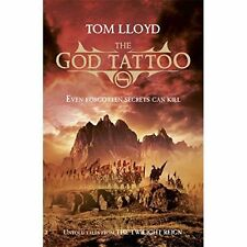 The God Tattoo: Untold Tales from the Twilight Reign, Lloyd, Tom, New condition,