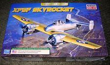 Minicraft 11660 United States Navy Xf-5 Skyrocker Plastic Model Kit 1:48 Scale S
