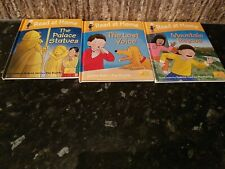 Oxford Reading Tree, Read At Home x 3 books bundle 5b 5c