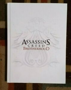 Assassin's Creed Brotherhood Collector's Edition Hardback Strategy Guide + Map