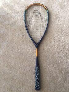 Head Pyramid Power 170 Squash Racquet Nice***