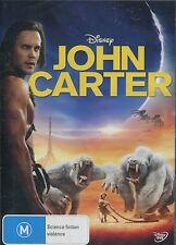 JOHN CARTER - Taylor Kitsch, Lynn Collins, Willem Dafoe - DVD