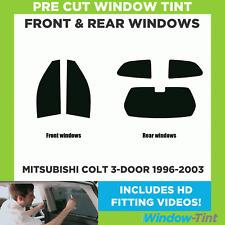 Sonnenschutz Autosonnenschutz Scheibentönung MITSUBISHI COLT CZT 3-Tür  05-08