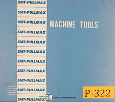 Pullmax EKP, Ursviken CNC Press, Programming Cybelec Install Schematics Manual