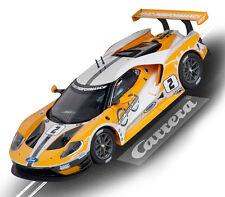 Carrera 27547 Ford GT Race Car #2 Slot Car 1/32 Evolution