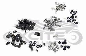 Fairing bolts kit, stainless steel, Honda CBR1000RR 2004 2005 #BT114#
