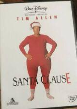 Dvd SANTA CLAUSE Tim Allen