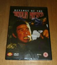 Revenge of the Shaolin Master (DVD) Hollywood East, Martial Arts - New and Seale