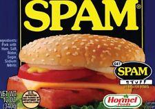 Carne de spam Gracioso Retro nueva impresión de arte poster YF1402