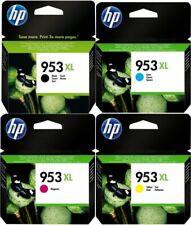 HP953XL. PACK DE 4 CARTUCHOS.