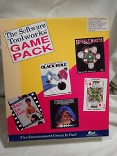 Software Toolworks Game Pack (PC) Life & Death, Bruce Lee, Black Hole, Chess