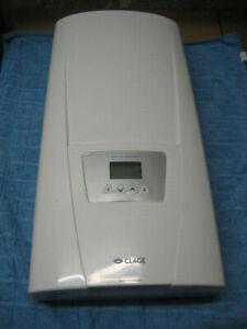 Clage DEX ELECTRONIC MPS LCD Durchlauferhitzer 18-27 KW Neuwertig Bj.2019
