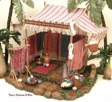 "Fontanini Italy 5"" Retired 98 Weaver'S Shop Nativity Village Accessory 50221 Mib"
