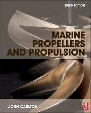 Marine Propellers and Propulsion by John Carlton (2012, Hardcover)