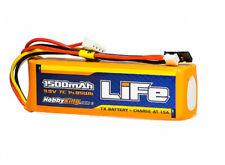 1500mAh 3S 9.9v LiFe Transmitter Battery Pack JR Spektrum Taranis X9D from USA