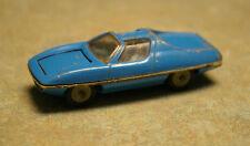 VINTAGE 1967 HUSKY MODELS 'THE MAN FROM U.N.C.L.E.' DIECAST CAR