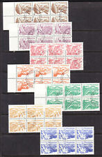 Nicaragua 1986 & 1987 Blocks. see 2 scans  L5160
