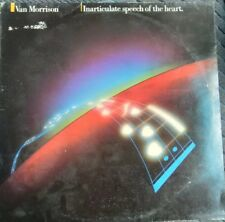 Van Morrison Inarticulate speech of the heart Lp vinyl record 1983 label Mercury
