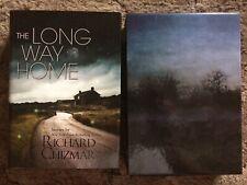 "THE LONG WAY HOME Richard Chizmar 200 copy SIGNED/SLIPCASED HC ""PC"" COPY fine OP"