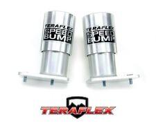 "TeraFlex 3""-6"" Rear SpeedBump Bump Stop Kit for 2007-2017 Jeep Wrangler JK JKU"