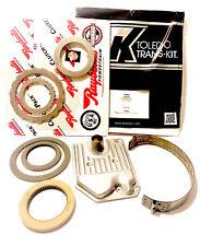 AOD Transmission Master Rebuild Kit 1980-1993 Filter 4 WD Clutches Band Steels