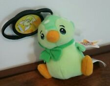 Neopets  Plush SPECKLED BRUCE with FAELLIE Petpet Clip 2005 McDonald's Bird