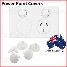 Baby Child Toddler Safety Power Point Socket Outlet Plug Protective Covers