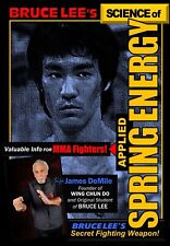 Bruce Lee's Spring Energy Dvd James DeMile seattle wing chun do jun fan jkd