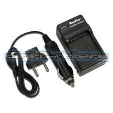 Camera Battery Charger Nikon ENEL5 EN-EL5 COOLPIX P80 P90 P5000 Wall + Car + USB