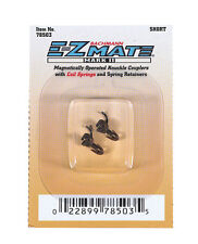 Bachmann 78503-01 Magnetically Operated E-Z Mate Mark II Couplers -Short  Spur N
