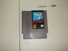 Kung Fu (Nintendo Entertainment System, 1985) NES Game