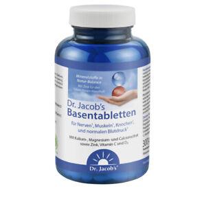 Dr. Jacob´s Basentabletten 300 g - vegetarisch (8,78 EUR /100g) + wählb. Probe