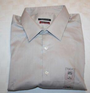 Van Heusen Slim Fit Men's Dress Shirt NWT Assorted Sizes / Colors Wrinkle Free