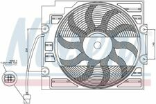 A/C Condenser Fan Assembly-GAS, Sedan, E39 Nissens 85421