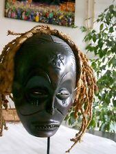 Art Africain - Masque Pow - Chokwe / Tshokwe. République Démocratique du Congo