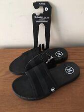 Hurley Phantom Free Slide Black Size 9 New
