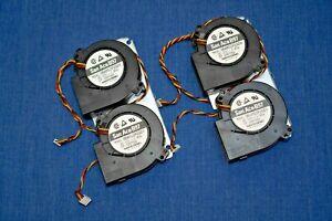 LOT of 2 SANYO DENKI 9BAM12P2G03 SAN ACE B97 4-PIN DC12V 1.85A EP 090708p