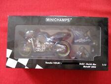 MINICHAMPS® 122 043017 1:12 Yamaha YZR-M1 Norick Abe MotoGP 2004 NEU OVP
